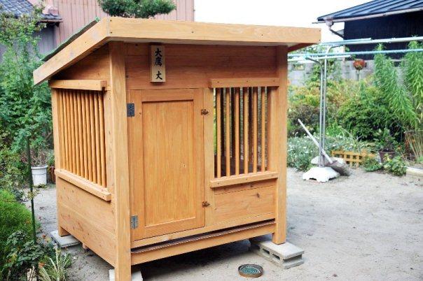鷹の小屋 - 犬小屋製作工房Kの犬小屋ブログ