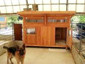 犬小屋 大型犬